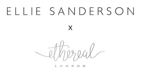 94690ef9a9f Ethereal London X Ellie Sanderson Bridal Boutique | Ethereal London